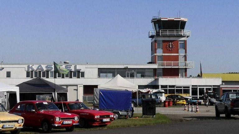 Flugplatzrennen in Kassel-Calden